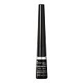 EXAGGERATE EYE LINER 001 BLACK