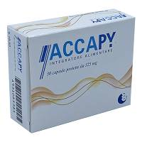 ACCAPY 30CPS 375MG