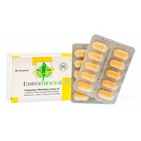 ESTROMINERAL Fit Integratore 40 Compresse