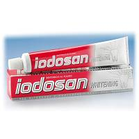 IODOSAN Whitening Dentifricio 75 ml
