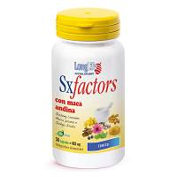 LONGLIFE SX Factors 50 capsule