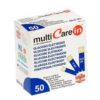 MULTICARE IN GLUCOSIO 50STR